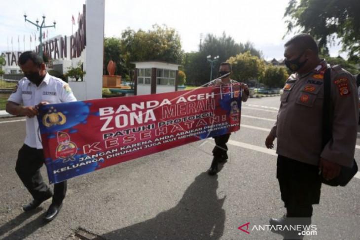 Warga Banda Aceh Sembuh Covid Bertambah 153 Orang Antara News Aceh