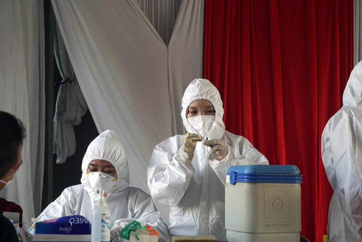 Dinkes sebut warga meninggal mayoritas belum vaksinasi