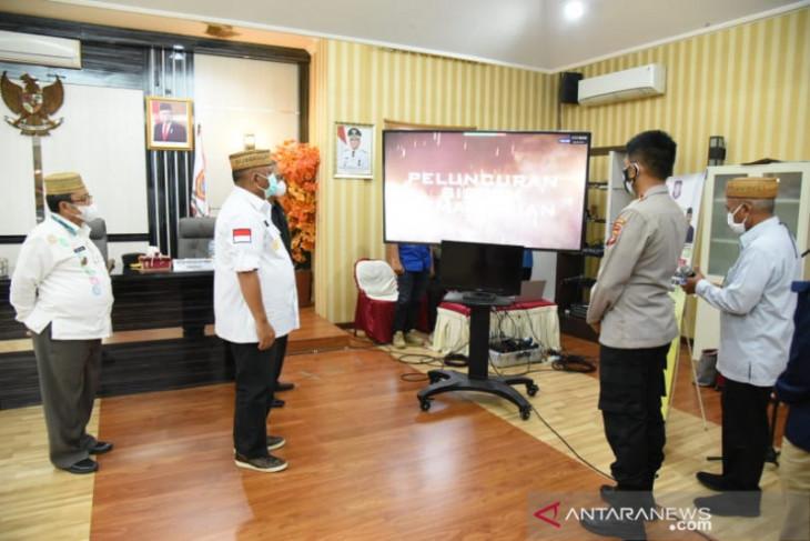 Bupati Gorontalo Utara apresiasi aplikasi bersatu lawan Corona