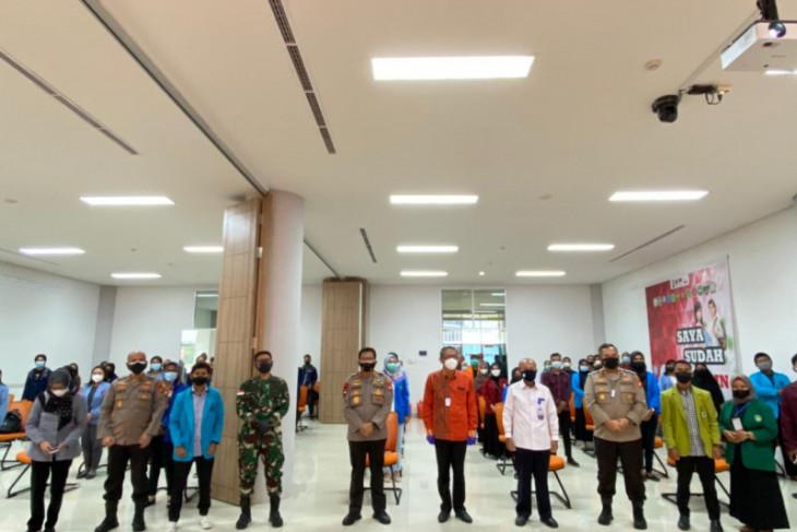 Pangdam XII/Tpr minta mahasiswa ikut aktif perangi COVID-19 di Kalbar