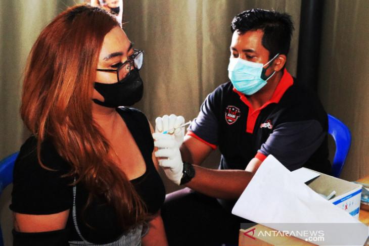 Polresta Banjarmasin menggelar vaksinasi  tahap kedua