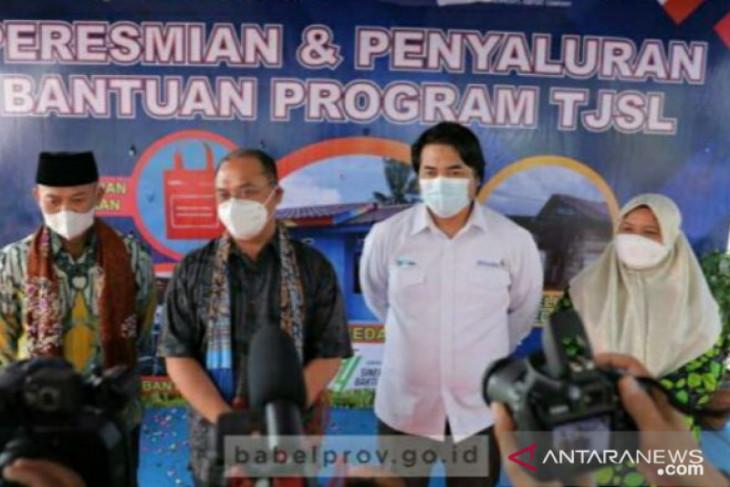 Gubernur Erzaldi: Program TJSL Angkasa Pura II, wujud sinergitas dengan pemda
