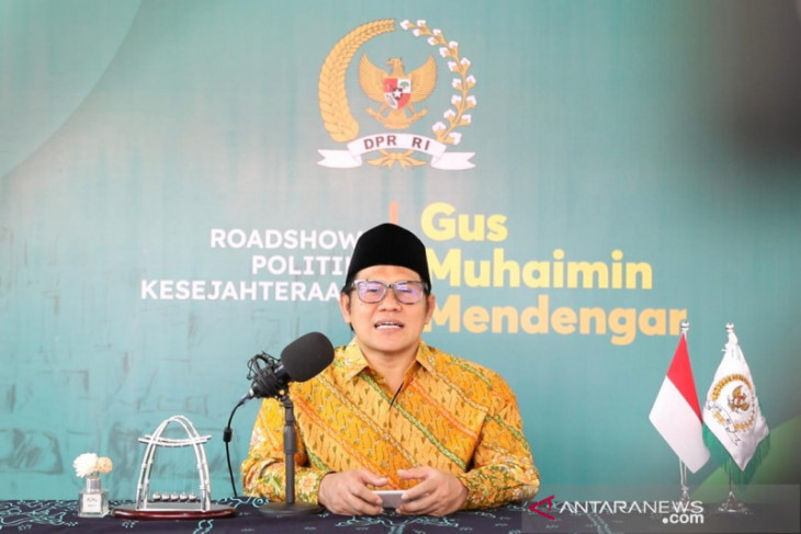 Muhaimin Iskandar : Pemerintah tidak mungkin sendiri tangani pandemi
