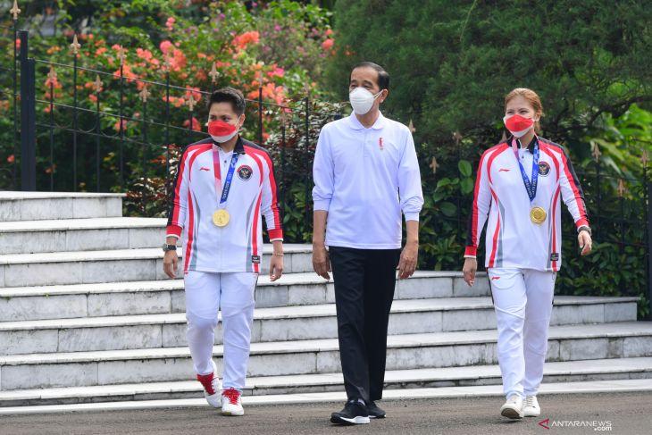 Presiden Jokowi: catatan prestasi atlet warnai Haornas ke-38