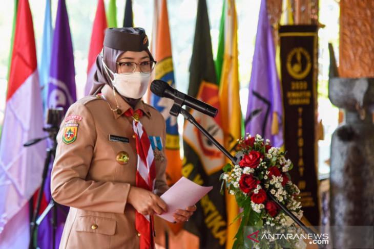 Bupati Purwakarta: Ada 200 anggota Pramuka Jadi Tim Tracer COVID-19