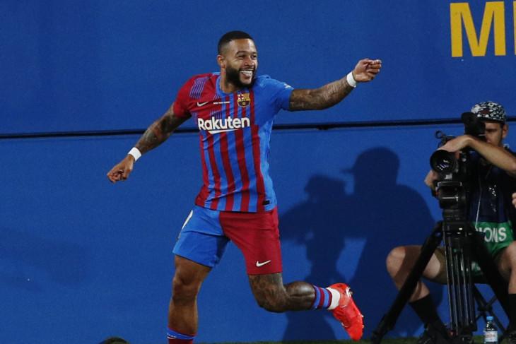 Liga Spanyol: Barcelona daftarkan Memphis Depay, Eric Garcia dan Rey Manaj