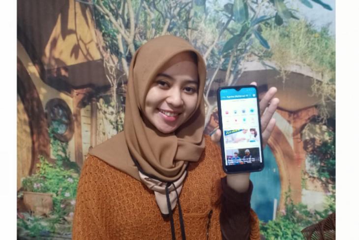 146.356 warga Kalbar nikmati layanan lewat aplikasi PLN Mobile