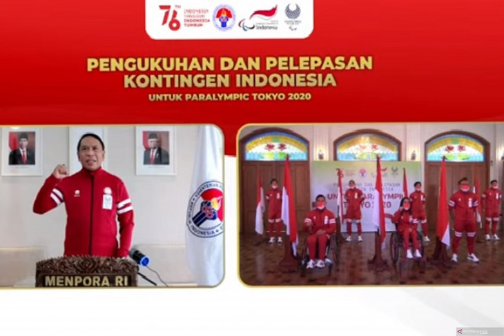 Menpora sebut perhatian swasta terhadap olahraga Indonesia cukup besar
