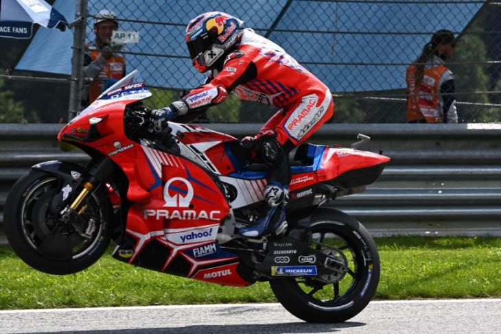 Pole sensasional Jorge Martin  dan fakta menarik jelang GP Austria