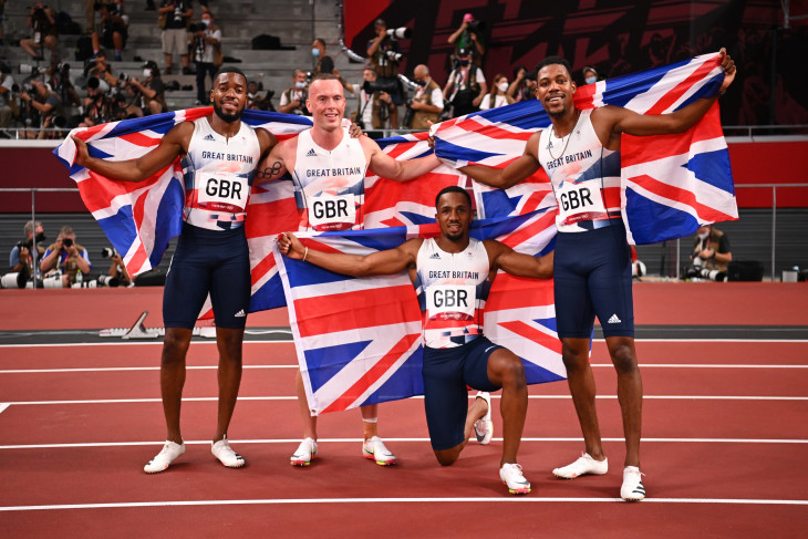 Inggris Raya  bakal kehilangan satu perak Olimpiade Tokyo karena doping