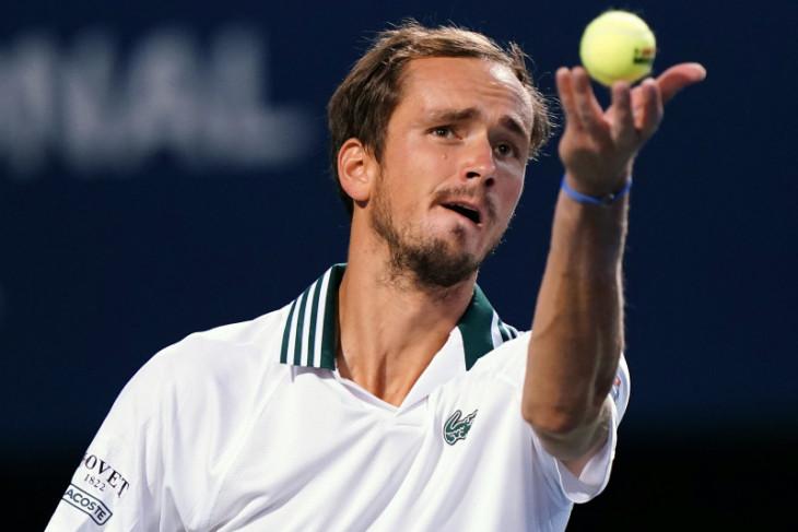 Medvedev raih gelar ATP 1000  keempat di Canada Masters 2021