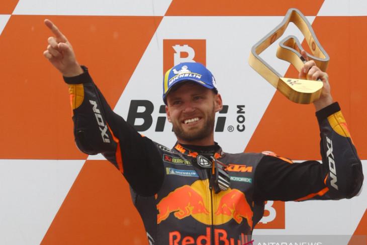 Kenekatan Binder tentukan kemenangan GP Austria