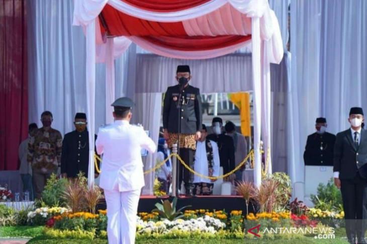 Hari jadi Kabupaten Bekasi ke-71, Bupati gaungkan semangat
