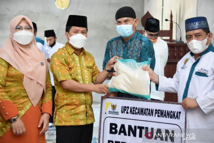 Bupati Satono harap Baznas terus berkolaborasi bangun Sambas