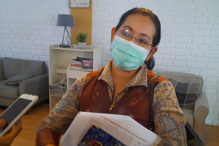 Dinkes Ambon targetkan Nakes vaksin dosis ketiga taati aturan