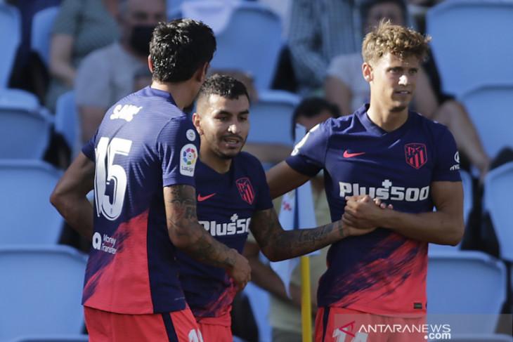Atletico Madrid menang 2-1 dari Celta Vigo