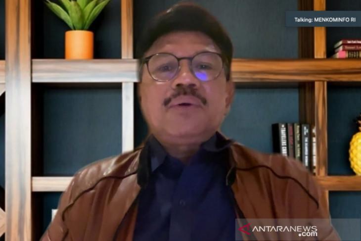 Kominfo mendorong Dewan Pers hadirkan Hak Cipta Jurnalistik
