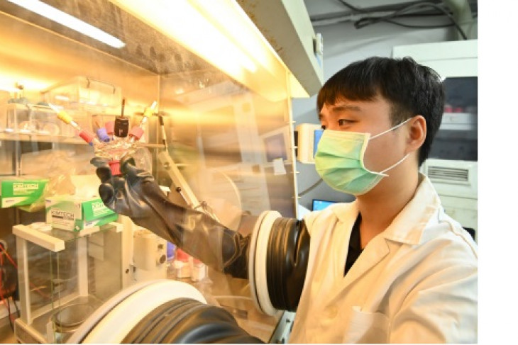 Joint Tsinghua-Liverpool research team discover new charge storage mechanism