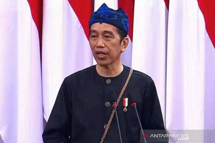Presiden Jokowi: Pandemi beri hikmah kepada bangsa