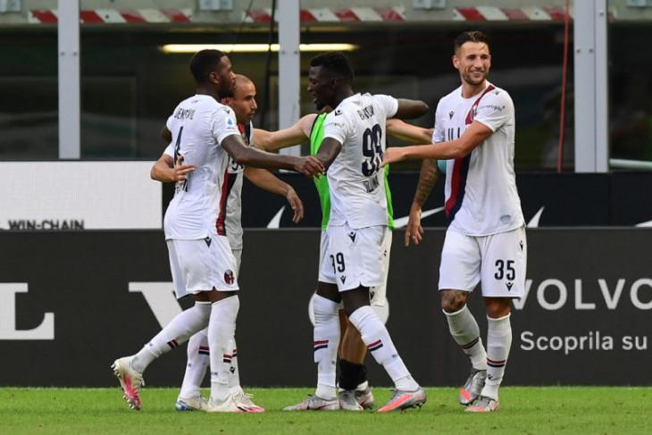 Bologna terusir dari Piala Italia setelah ditaklukkan klub divisi dua
