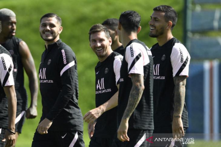 Messi akan debut bersama PSG pada 29 Agustus