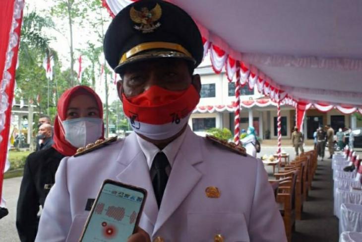 Bupati Belitung ajak masyarakat tangguh menghadapi pandemi
