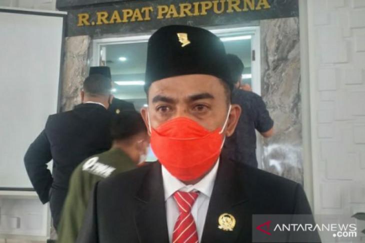 DPRD Belitung mulai bahas raperda perubahan APBD 2021