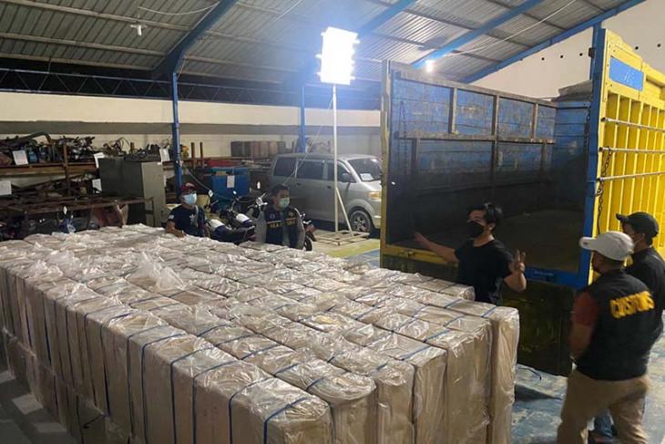 Bea Cukai Langsa gagalkan peredaran 1,5 juta batang rokok ilegal
