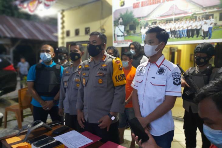 Polisi Muarojambi tangkap pencuri motor dan penadahnya di Muratara