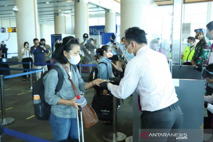 Bandara Ngurah Rai layani penerbangan repatriasi WNA tujuan Australia