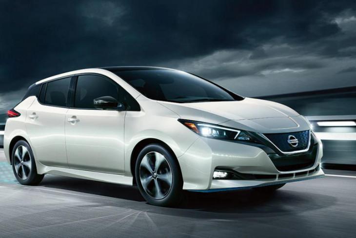 All New Nissan Leaf diluncurkan di Indonesia