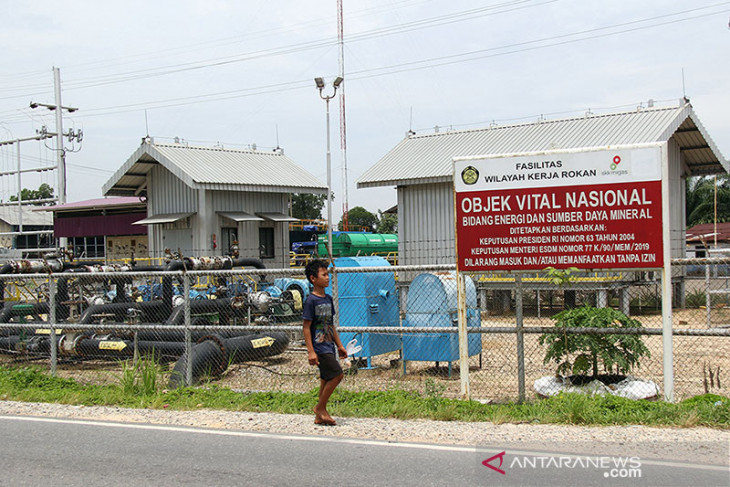 Sebulan dikelola Pertamina produksi Blok Rokan Riau naik jadi 158.000 barel minyakhari