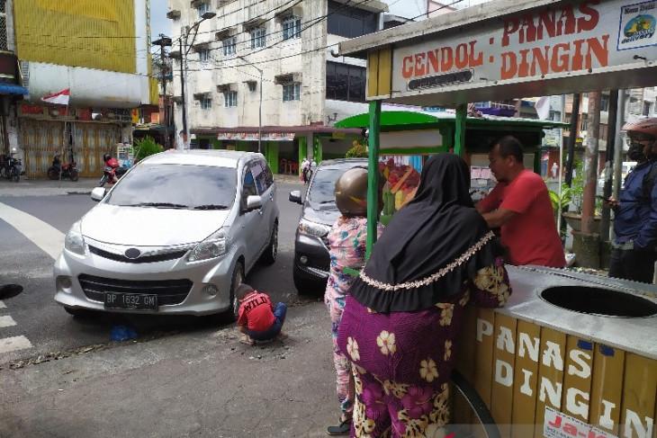 Cendol Panas Dingin di pusat Kota Pematangsiantar tutup