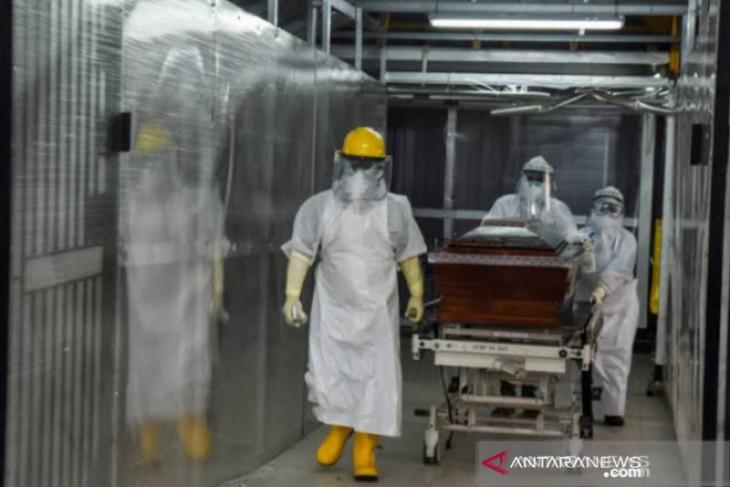 6.590 Nakes di Banjarmasin jadi sasaran vaksinasi dosis ketiga Moderna