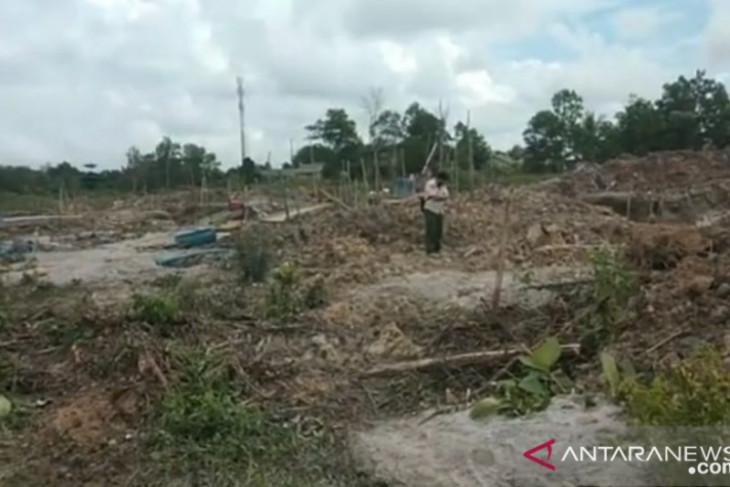 Bupati Bangka melarang aktivitas penambangan biji timah ilegal