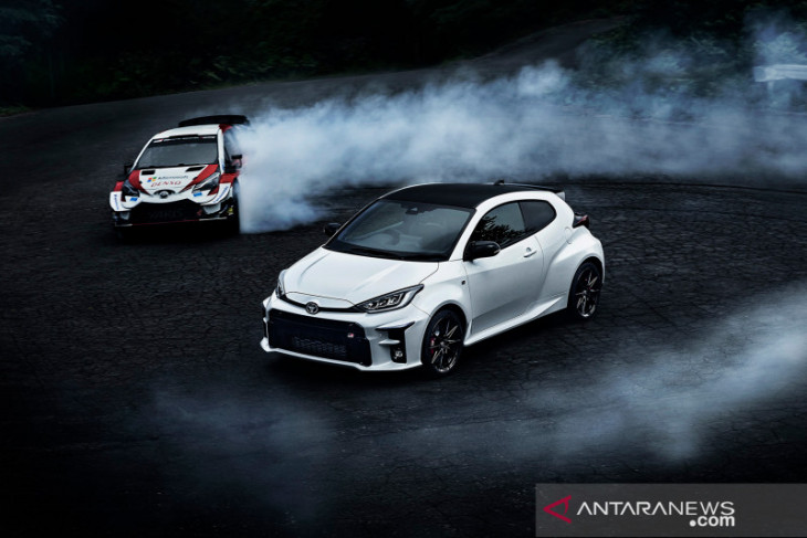 Toyota tentukan konsumen GR Yaris lewat undian
