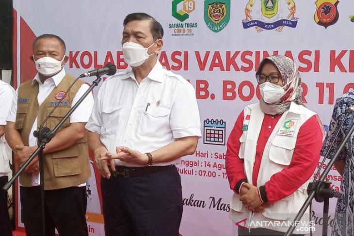 Pasien isoter di Bogor bertambah signifikan setelah ada peringatan dari Luhut
