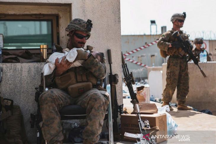 Amerika evakuasi  2.500 warganya dari Kabul dalam seminggu terakhir