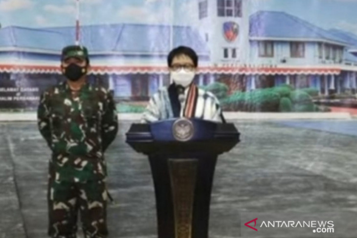 Menlu: Indonesia harapkan perdamaian, dan stabilitas di Afghanistan