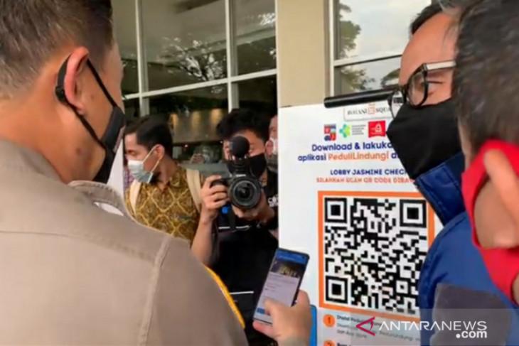 Bima Arya tinjau persiapan mal di Kota Bogor untuk kembali beroperasi