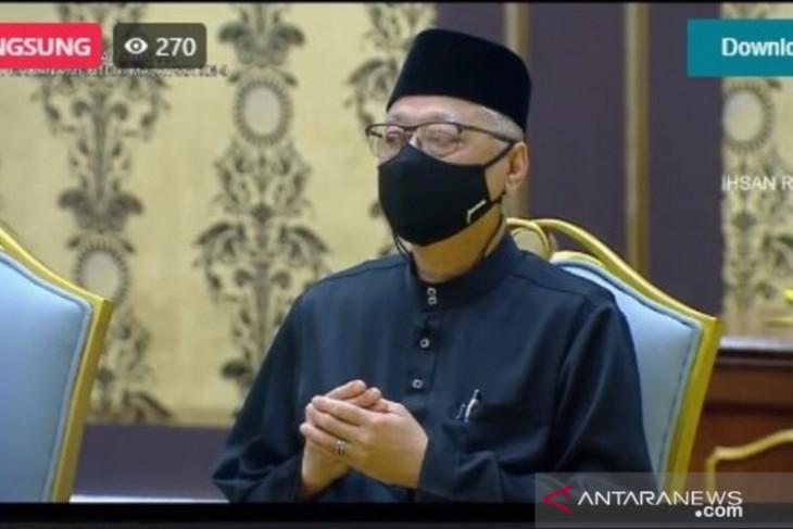 Ismail Sabri dilantik sebagai  Perdana Menteri Malaysia