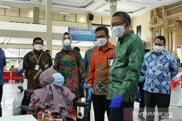 Gubernur Sutarmidji : Pegawai perbankan rentan tertular COVID-19