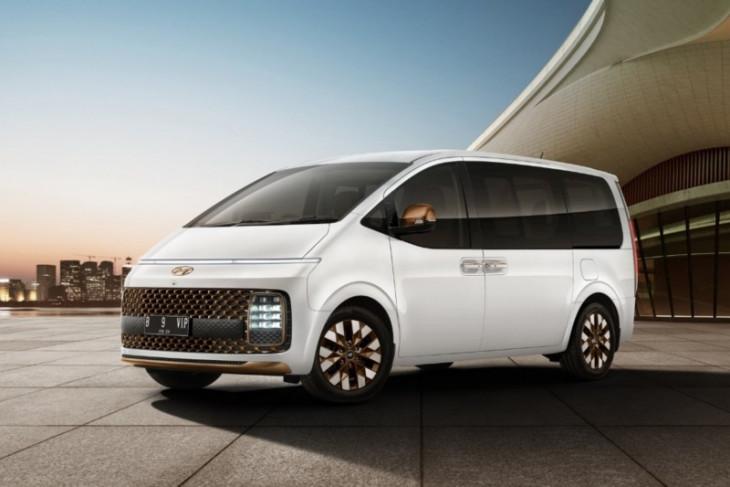 Hyundai Staria berpeluang diproduksi secara lokal