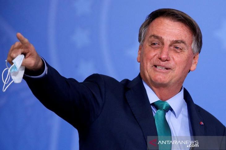 Presiden Brazil kecam Mahkamah Agung, sebut pemilu sebagai lelucon