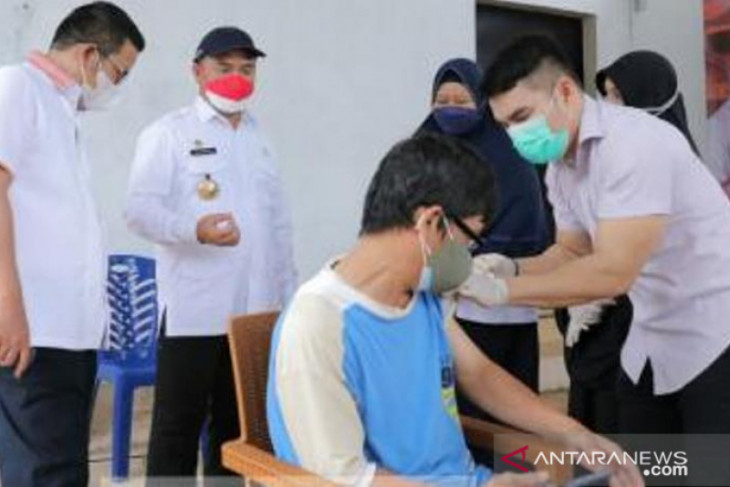 Polda Babel kerahkan 938 vaksinator dukung program vaksinasi COVID-19