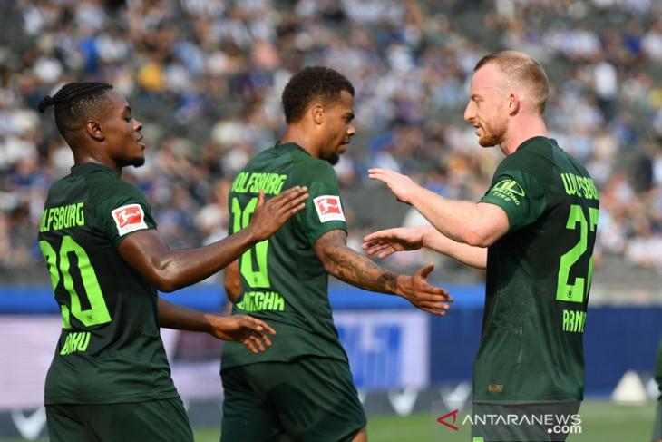 Klasemen Liga Jerman; Lakon heroik bawa Wolfsburg duduki puncak