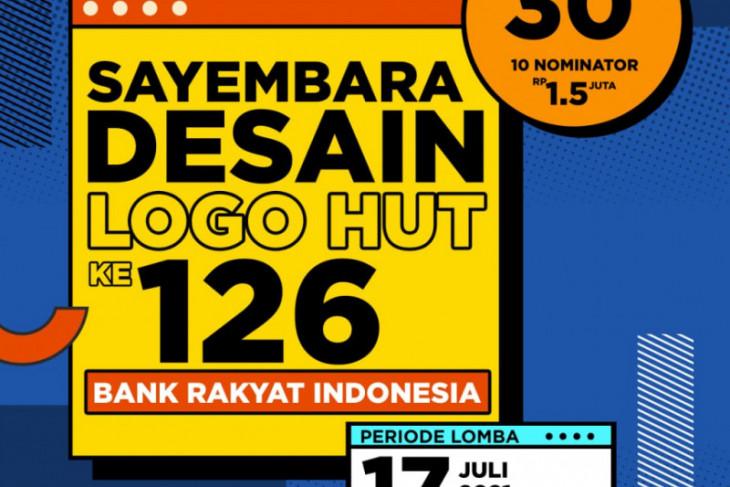 BRI gelar sayembara desain logo HUT ke-126 total hadiah Rp45 juta