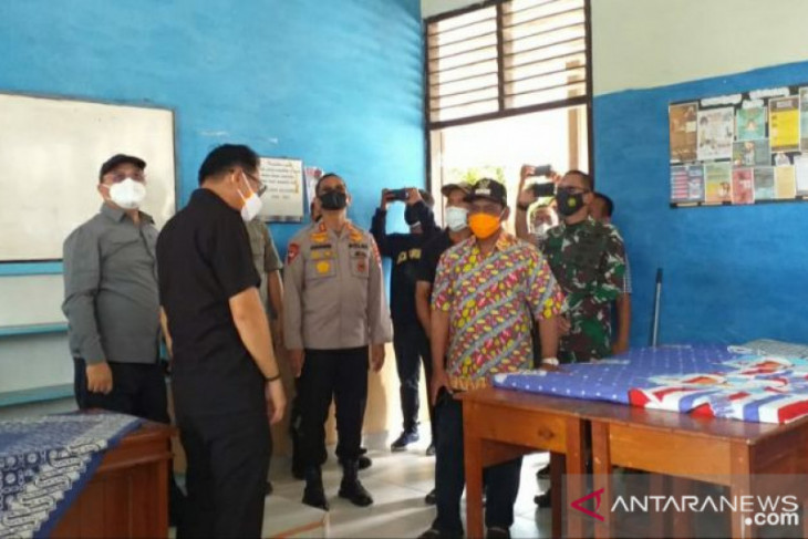 Pemkab Belitung larang pasien COVID-19 isolasi mandiri