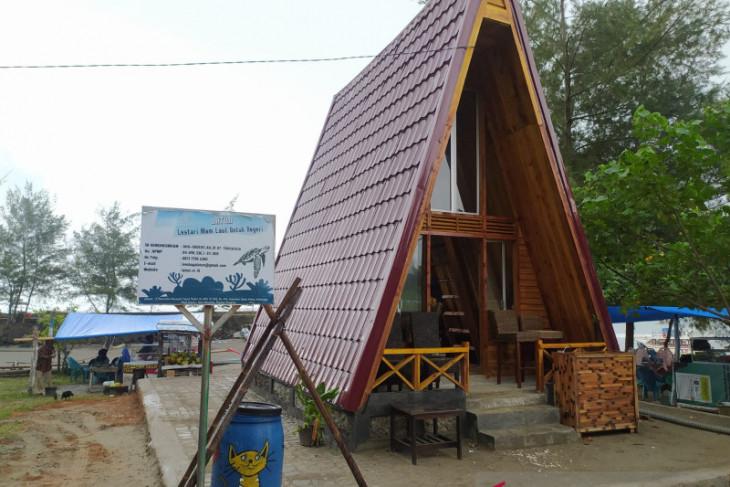 Bengkulu memiliki rumah edukasi pesisir di Pantai Jakat
