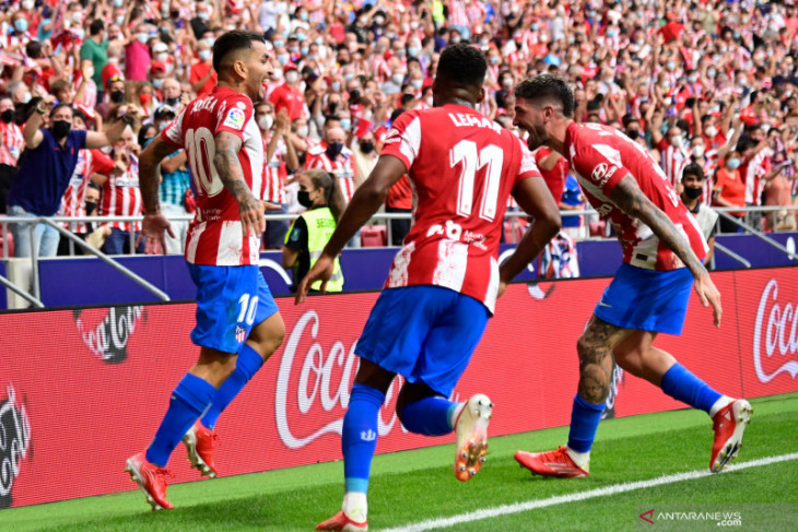Angel Correa antar Atletico tekuk Elche 1-0